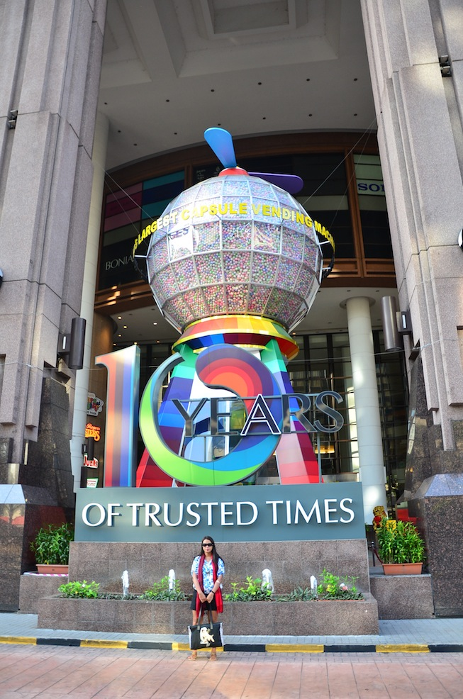 Largest gumball machine in the world