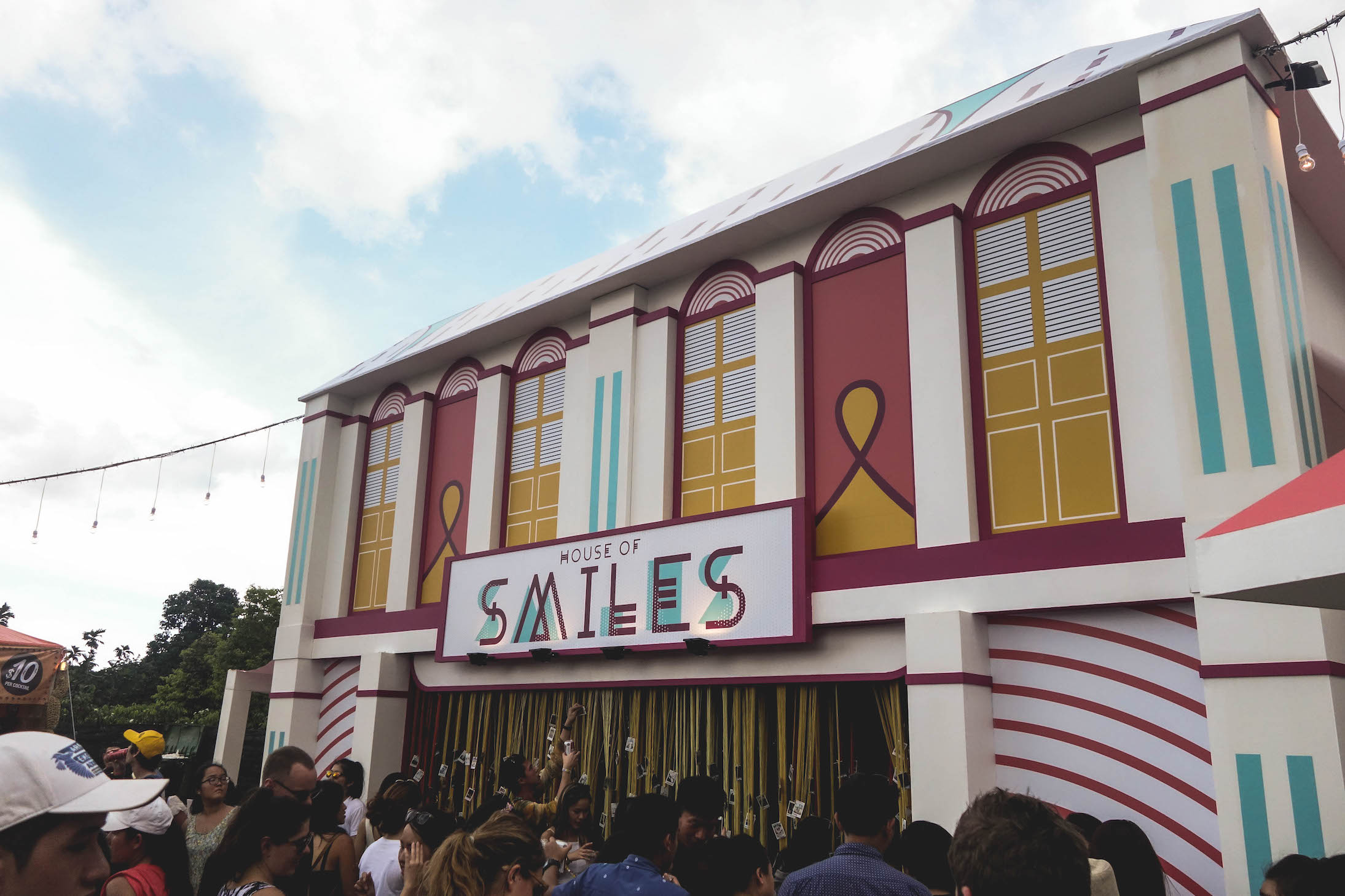 AirBnB's House of Smiles